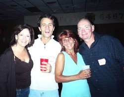 Laura, Mike, Nancy and Vanny