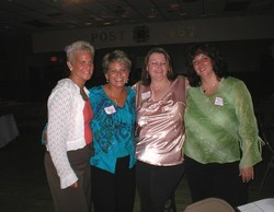 Leslie, Carol, Julie and Donna Lee