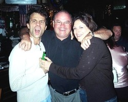 Mike, Vanny and Laura