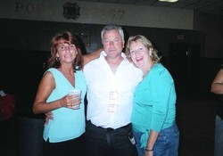 Nancy, Matty and Janice