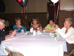 Pam, Carol, Jean, Donna and Leslie