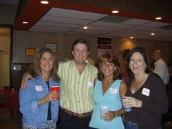 Robin, Pete, Nancy & Laura