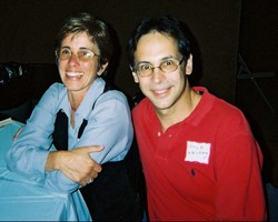 Darlene Desteno Minko and Bruce Weinberg