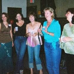 ?, Laura Buese Impriale, Joanne Florio Zucconi, Janice Laufeld Marsiglio, Donna Lee Russo-Zeitlin