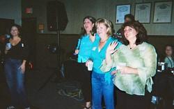 Laura Buese Impriale,Patti Dunn Scala, Janice Laufeld Marsiglio, Donna Lee Russo-Zeitlin