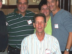 100 0475 007  don lisi,gary mazzaca,donna russo,mike ciccolella,and mike vinciquerra   (o.k. vince you can open your eyes now)