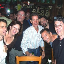 100 0485 017 heres the wreckin' crew  onny,laura,lis,vince,bob,chic,and fitz