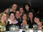Linda,Dot,Gary,Susan,Brigitte,Paula Mariann,Valerie,Allyson (Gary's Girls)