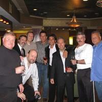 Bob sneyers,Bob Schmeltz,John Canavan, Glenn Veralli,Vinny DeMarinis,Ronnie Maugeri,Steve Shabazian,Bob Jack and carl Montesano