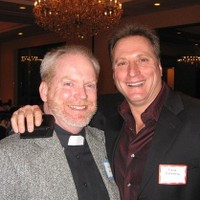 """Father""Billy Walsh and Frank Eufemia"