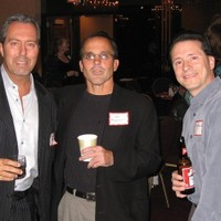 Steve Shabazian, John Magaraci  and Tony Francica