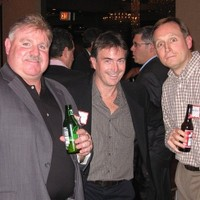 Bob Sneyers , Brian Conlon and Glenn Veralli