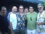 Steve Shabazian (�77)Rob Shabazian (�76)Frank Eufemia (�77)Rob Sneyers (�77)Ron Maugeri (�77)Bobby Jack (�77)