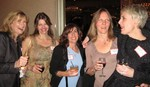 Laura McKenna, Mary Fried, Nancy Alfis, Dorothy Frey, Kristi Merten