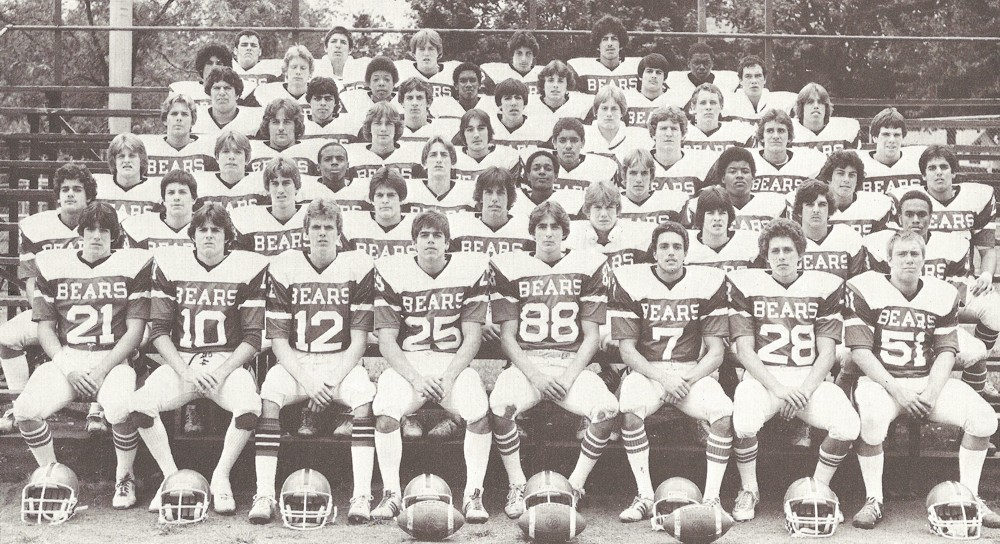 1981-bears-football Scanned by Clifton Coleman