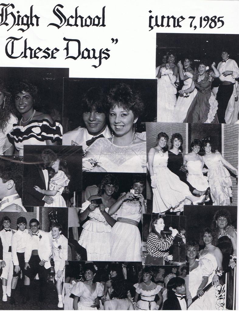 SeniorProm 1985-Bcompliments of Janet Amato