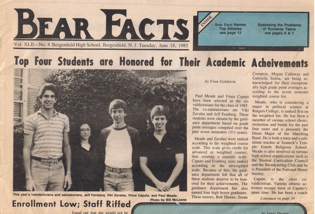 The Bear Facts 1985 cover page 1.jpg