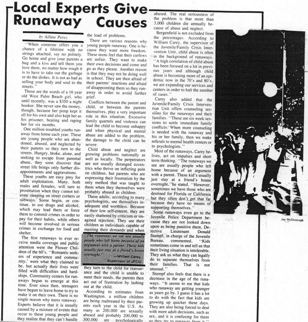 The Bear Facts 1985 page 7