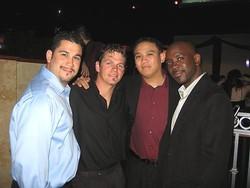 Eric Acosta, George Malizia, Geoff Canlas & Derek Goodman