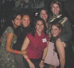 Giselle D'Guerra, Lauren Grasso-Amiro, Kim Plama, Renee Grag