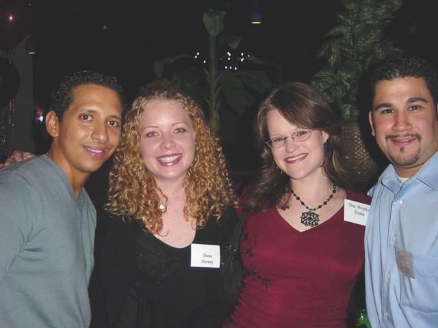 Jason Lopez, Dana Harvey, Tina Murphy-Traina, & Eric Acosta