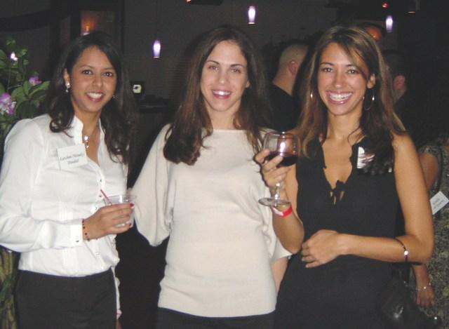 Latchmi Panalal, Aphrodite Stamboulous & Cristina Rodriguez