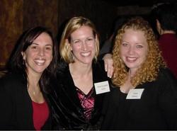 Mary Mintrone-Rodriguez, Kerri Gumbel Klein & Dana Harvey