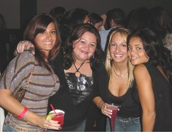 Paula Klumpp, Nova O., Tanya Nazarian & Leah Croney