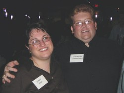 Samara Bauer & Scott Ruchok