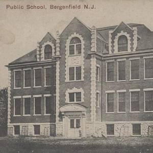 Highlight for album: Bergenfield 1940's & 1950s
