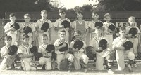PAL Pee Wee League Braves from the summer, 1969
