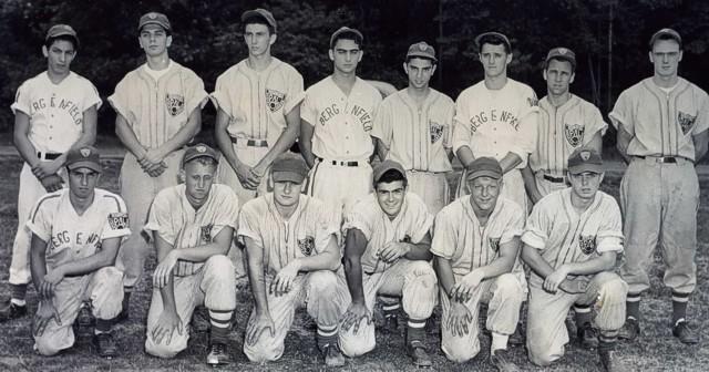 """1953-54 """" Champs"""""""