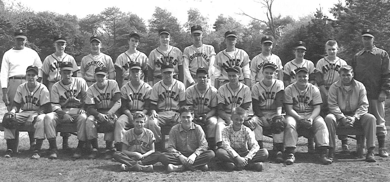 1955-baseball Compliments of Bob Keller '57