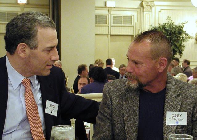 John Cherkezian and Gary Wogisch