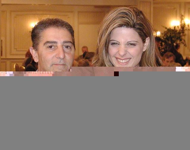 Greg Germakian & Dawn Cascio