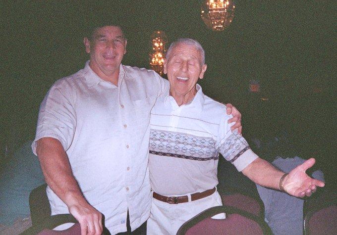 Frank Maugeri'73 - Coach Sal Cascio