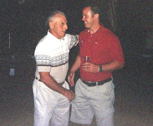 Coach Sal Cascio, Coach Kevin Manning'95