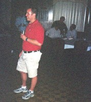 Coach Kevin Manning'95