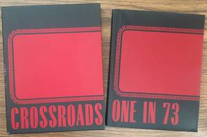 Highlight for album: BHS 1973 Yearbook -Book One
